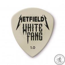 Медіатор DUNLOP Hetfield's White Fang Custom Flow Pick 1.0mm (6)