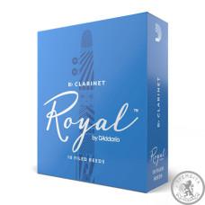 Тростини для кларнета D'ADDARIO Royal - Bb Clarinet #2.0 - 10 box