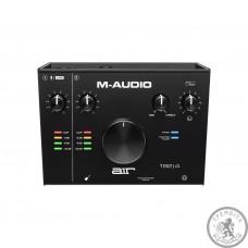 Аудіоінтерфейс для ПК USB2.0 2-In / 2-Out 24/192 M-AUDIO AIR192X4 PC / Mac