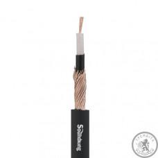 Інструментальний кабель (бухта) SoundKing GA302 Black