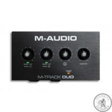 Аудіоінтерфейс M-AUDIO M-Track Duo