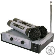 Радіосистема (ручн.х2 шт) VHF SUPERLUX VT96EE