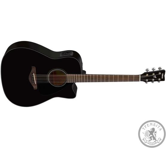 Акустичні Гітари зі звукознімачем YAMAHA FGX800C (BL)