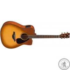 Акустичні Гітари зі звукознімачем YAMAHA FGX800C (SB)