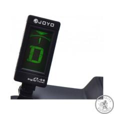 Тюнер  JOYO JT-06 Clip-on Tuner