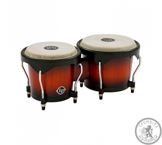 Бонго Latin Percussion LP601NY-VSB City Series