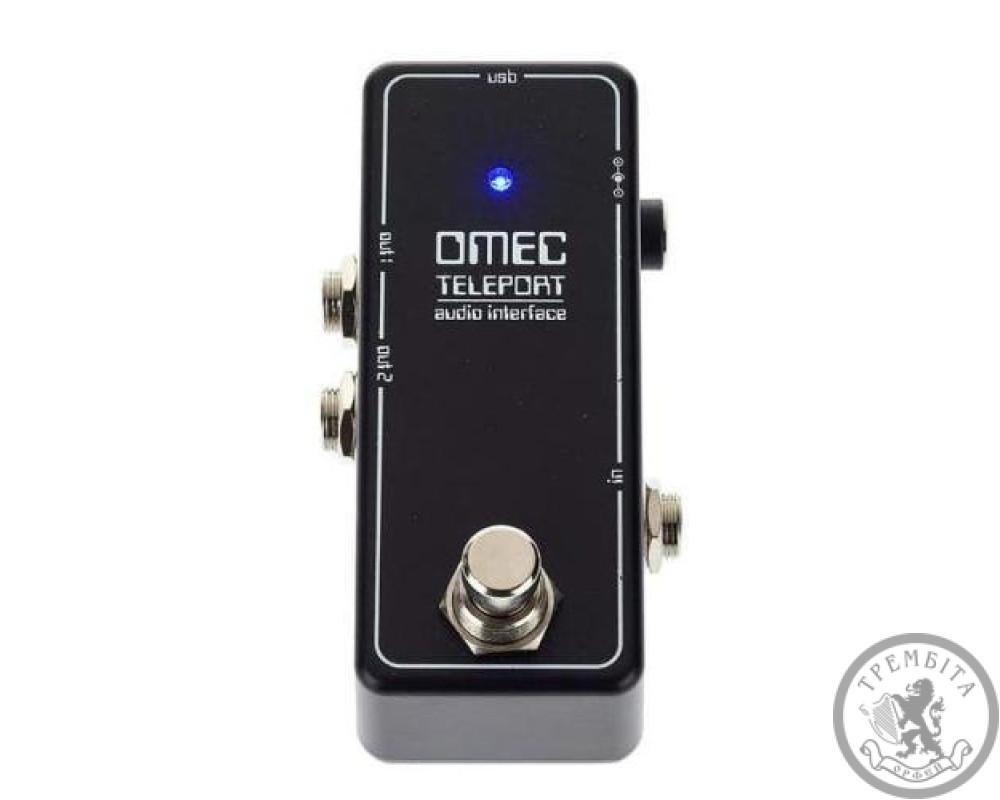 Гітарна педаль Orange OMEC Teleport