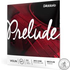 Струни для Скрипки D`ADDARIO J810 4/4M Prelude 4/4M