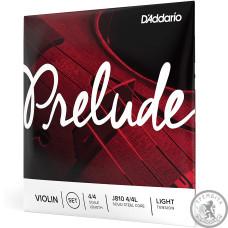 D`ADDARIO J810 4/4L Prelude 4/4L
