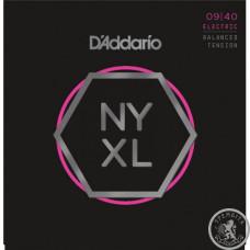 Струна для електрогитари D'ADDARIO NYXL0940BT