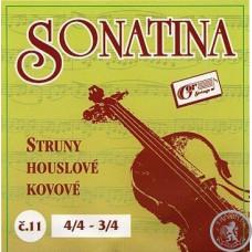 Струни для скрипки Sonatina