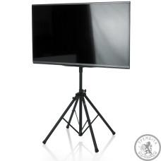 GATOR FRAMEWORKS GFW-AV-LCD-25 Deluxe Quadpod LCD/LED Stand