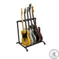 GATOR FRAMEWORKS RI GTR RACK5 5x Collapsible Guitar Rack