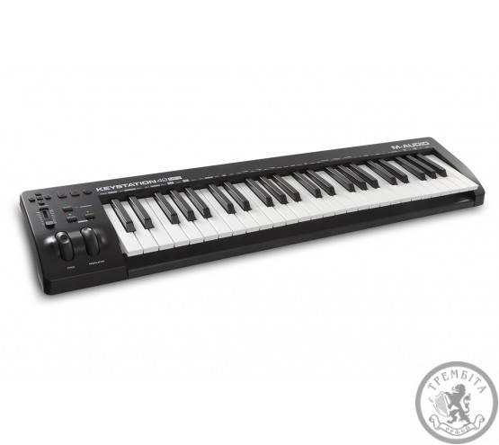 MIDI-клавіатура 49 клав. M-AUDIO Keystation 49 MK3 PC / Mac / iOS