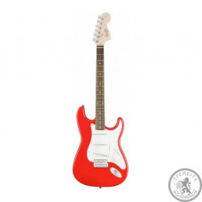 Електрогітара SQUIER by FENDER AFFINITY SERIES STRATOCASTER LR RACE RED