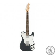SQUIER by FENDER AFFINITY SERIES TELECASTER DELUXE HH LR CHARCOAL FROST METALLIC Електрогітара