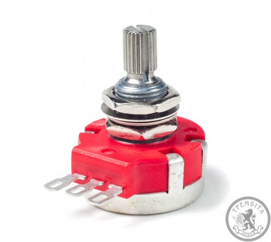 Потенціометр DUNLOP DSP500K Super Pot Potentiometer 500K