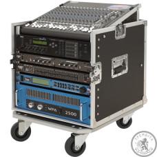 Рековий кейс для мікшерного пульта і обладнання ROCKCASE RC24310