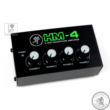 MACKIE HM-4 Підсилювач для навушників