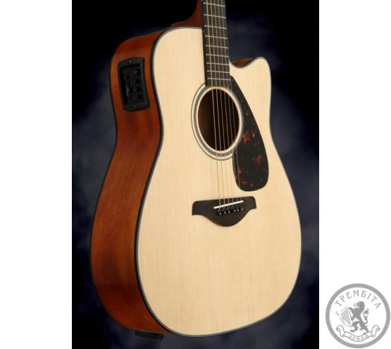 Акустичні Гітари зі звукознімачем YAMAHAFGX800C (NT)