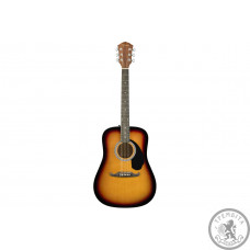 FENDER FA-125 WN DREADNOUGHT ACOUSTIC SUNBURST