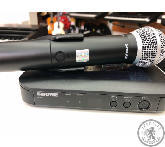 Радіосистема SHURE BLX24EPG58