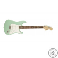 SQUIER by FENDER AFFINITY STRATOCASTER LRL SURF GREEN