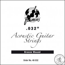Струна акустика (032) Framus 48032 бронза
