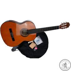 Классическая Гитара (с набором) KAPOK LC14Pack4 / 4.