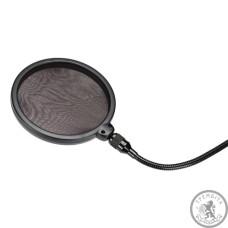 Поп-фільтр для студійного мікрофона SAMSON PS01