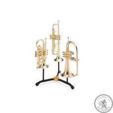 Стійка для 2-х труб/корнетів та флюгельгорну HERCULES DS513BB