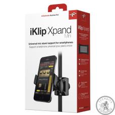 iKLIP Mini, адаптер-тримач для установки iPhone/iPod touch на мікрофонну стійку