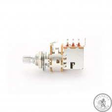 потенціометр GIBSON PPAT-520 500k OHM AUDIO TAPER / PUSH-PULL