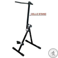 Стійка для віолончелі, сталь, висота: регульована 500 - 840 мм