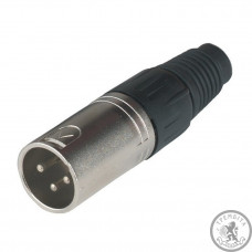 Штекер Alpha Audio XLR(п)