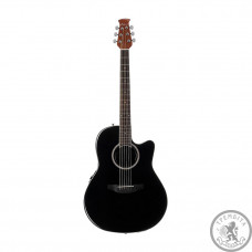Гітара  електроакустична APPLAUSE Mid Cutaway Black AB24II-5