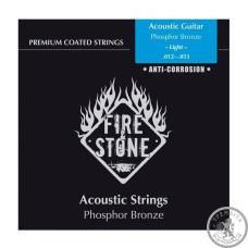 Струни для акустичної гітари Fire&Stone Set Phosphor Bronze Light