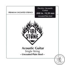 Струна для акустичної гітари Fire&Stone сталь