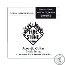 Струна для акустичної гітари Fire&Stone бронза (,047)
