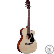 Alvarez RF26CE гітара акустична фолк з вирізом, електронікою та чохлом Deluxe
