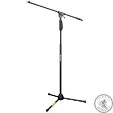 Мікрофонна стійка, односекційний журавель, висота: регульована 1000 - 1600 мм