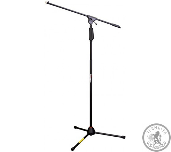 Мікрофонна стійка SOUNDKING SKSD218 односекційний журавель, висота: регульована 1000 - 1600 мм