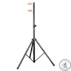 Стійка для акустичної системи, Регульована висота: 1140 - 2000 мм