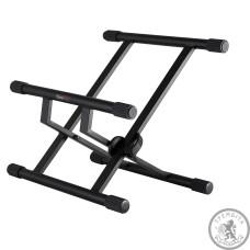 Стійка для гітарного комбопідсилювача, сталь, розміщення з нахилом вгору, навантаження до 80 кг