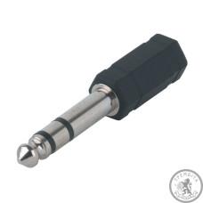 Перехідник Alpha Audio стерео джек (6.3-6.3 мм)
