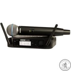 Shure GLXD24ESM58 система безпровідна вокальна цифрова з мікрофоном SM58