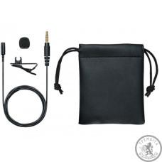 Shure MVL/A петличний мікрофон, конденсаторний, всенаправлений, для смартфонів та планшетів
