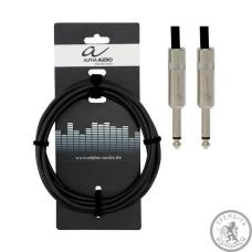 Кабель інструментальний Alpha Audio mono jack/ mono jack (6м)