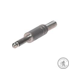 Штекер Alpha Audio mono jack (6.3мм)