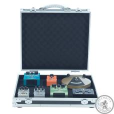 Кейс для 4-5 гітарних педалей ефектів, Внутрішні розміри: 450 х 400 мм